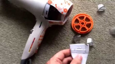 Hair Dryer Exploded vidal sassoon hair dryer cracked when switched on all