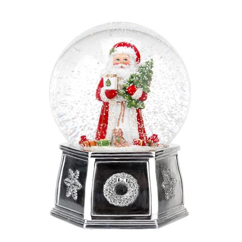 spode christmas tree large santa snow globe 49 99 you