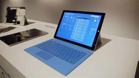 Terbaru Microsoft Surface Pro 3 surface pro 3 がどんなハードウェアなのかよくわかるムービー 実機フォトレビューまとめ gigazine