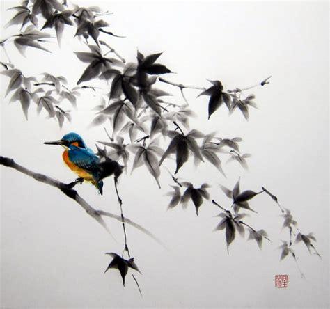 pittura arte giapponese arte asiatica carta di riso di
