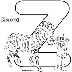 color that starts with z letter z coloring pages getcoloringpages