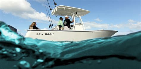 sea born boat owners sea born adds two new center console boats more