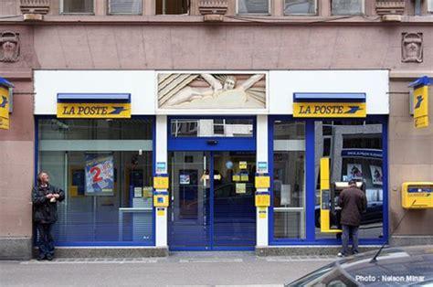 bureau banque postale la banque postale initiative contre l exclusion bancaire