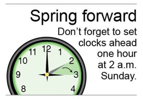 Early Daylight Savings Changes the history of daylight saving time clock change begins