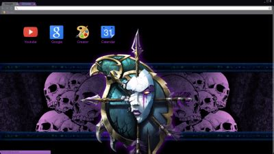 theme google chrome world of warcraft world of warcraft chrome themes themebeta