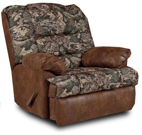 large man recliners chelsea home furniture verona big man s camouflage