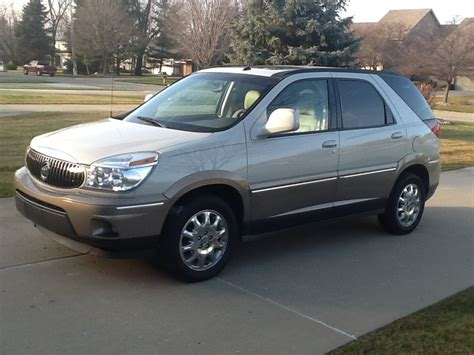Buick Rendezvous 2006 by 2006 Buick Rendezvous Exterior Pictures Cargurus