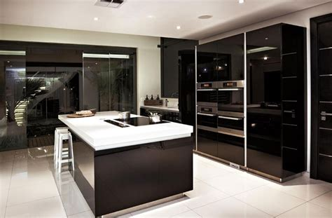 Current Trends In Kitchen Design | spacious kitchen design trend kitchen designs design