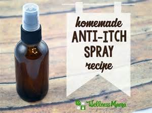 anti itch home remedy anti itch spray with menthol aloe herbs and