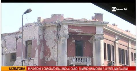 consolato italiano egitto attentato al consolato italiano al cairo