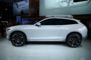 volvo concept xc coupe side photo 33