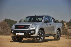 Isuzu 4x4 Models Isuzu Kb X Rider Special Edition Model Released Leisure