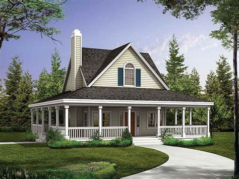 country house plans with porches bloombety affordable small country homes plan small