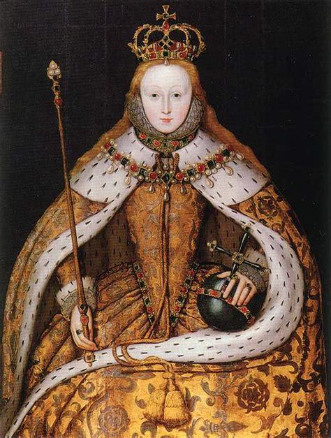 film of queen elizabeth s coronation bshyear8history how did elizabeth control her people