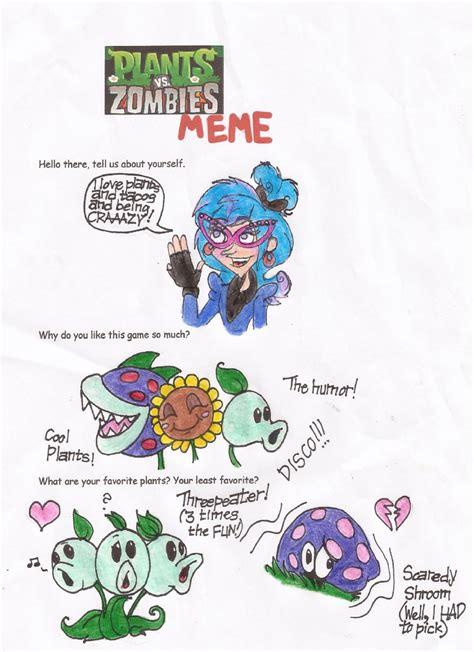imagenes de memes zombies plants vs zombies meme part 1 by niftynautilus on deviantart