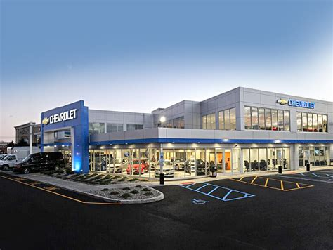 chevy dealership nj paramus chevrolet bergen county new