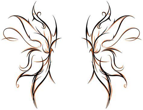 butterfly wings tattoo butterfly wings by katmandu until you spread your