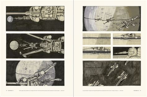 a story original wars storyboards and costumes two original trilogy