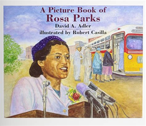 a picture book of rosa parks a picture book of rosa parks