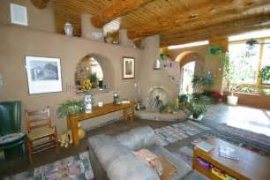Interior Of Homes Earthship Amazing