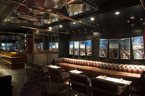 top london bars london s best lesser known hotel bars londonist