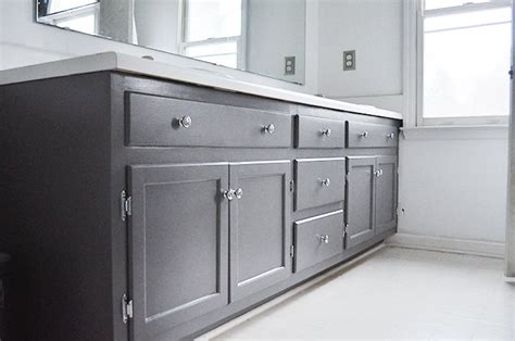 images about bathroom on pinterest vanities valspar and framing repaint the vanity cabinet the color is valspar s rugged