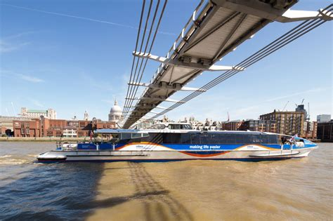 thames clipper captain salary mbna teams up with thames clippers to boost river service