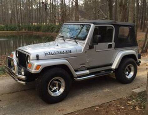 Jeep Wrangler Rocky Mountain Edition 2005 Jeep Wrangler Rocky Mountain Edition For Sale In