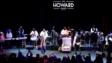 Big Backyard Band by Backyard Band Dmv Honors Big G Howard Theatre Pt 2