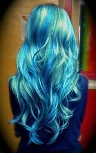 mermaid colored hair best green blue ombre hair dye seafoam mermaid ombre