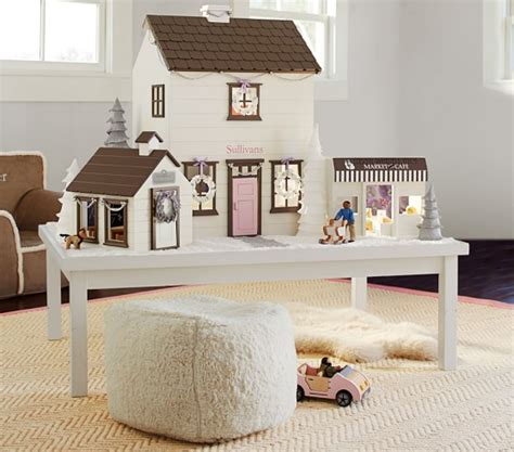 kids doll house westport dollhouse pottery barn kids