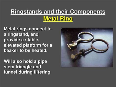 Uses Of Iron Ring Uses Of Iron Ring Unique 1 4 Laboratory Equipment Names