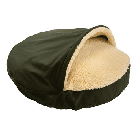 cozy dog bed snoozer cozy cave 174 dog bed 12 colors fabrics 3 sizes