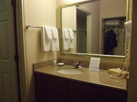 the bathtub new orleans sink outside the bathroom picture of staybridge suites