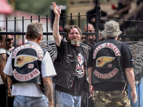 hells angels roll out of national capital area without