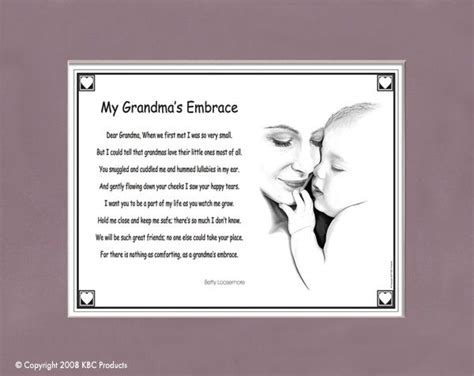 Deceased Grandmother Birthday Quotes This With A Picture Of Gammy Holding Sophia When She Was