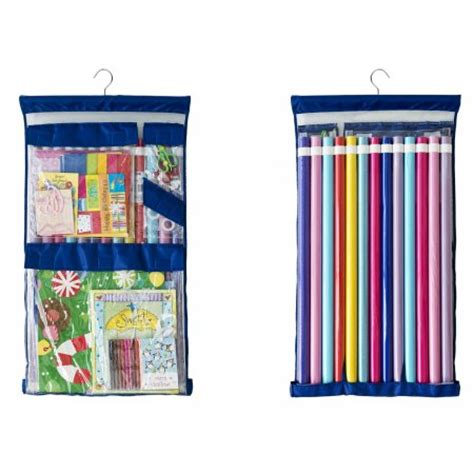 walmart gift wrap wrappy original gift wrap storage organizer vertical