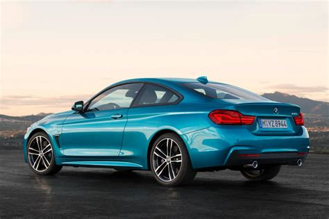 2017 bmw 4 series design changes price engine