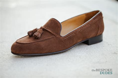 the loafer the bespoke dudes by fabio attanasio