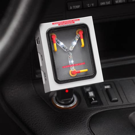flux capacitor phone back to the future flux capacitor car charger getdigital