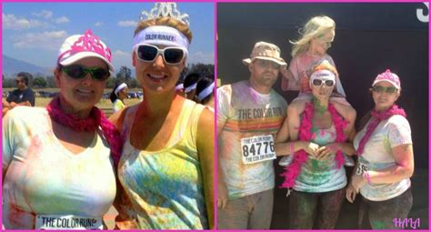 the color run the happiest 5k on the planet