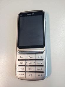 nokia c3 touch and type wikipedia
