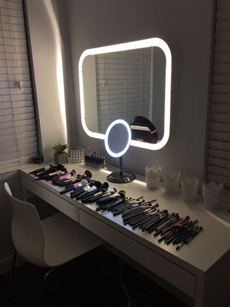 STORJORM Mirror with built in lighting   IKEA