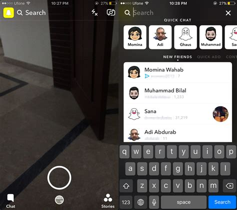 How To Search For On Snap Chat How To Search For Stories On Snapchat