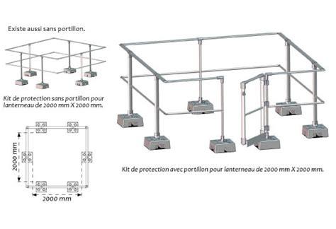 Plaque De Protection 3397 by Garde Corps Pour Lanterneau Protection De La Toiture