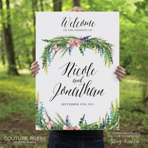 Wedding Signs by Image Gallery Wedding Signage