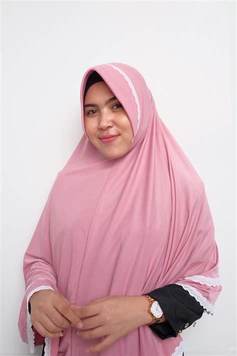 Malika Hijau 1 jual jilbab bergo malika gamis store