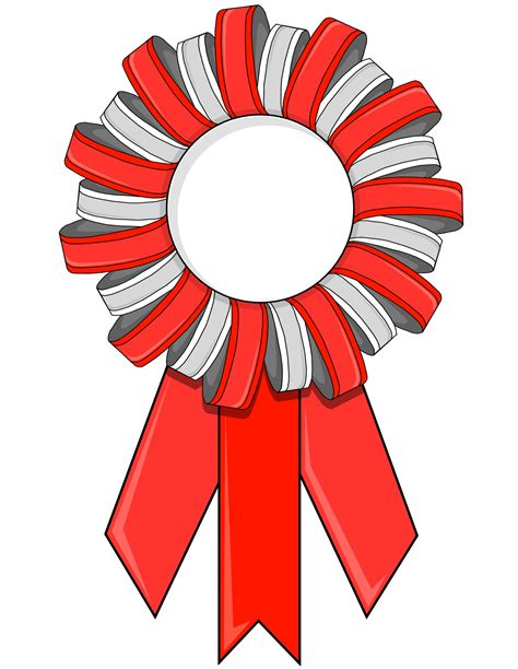 award ribbon template printable award ribbon template free best award ribbon