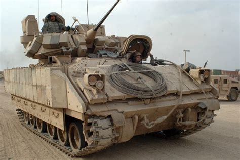 bradley air the m2 bradley infantry fighting vehicle machine
