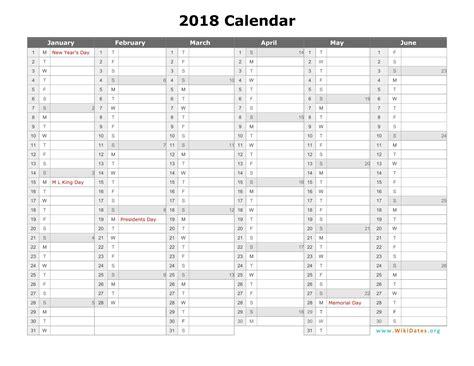 blue magical 2018 yearly calendar watercolor calendar